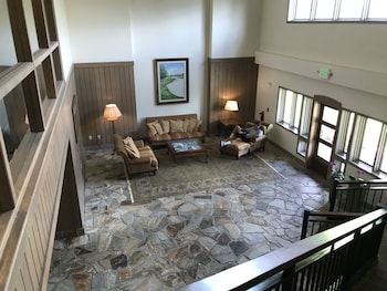 Lobby Sitting Area at Arnold Palmer's Bay Hill Club & Lodge in Orlando