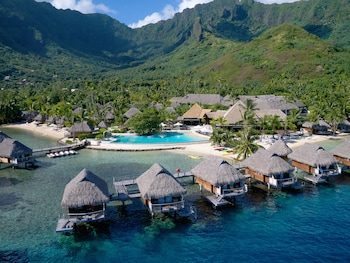 Hotels Moorea Maiao French Polynesia Hotels In Moorea