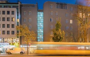 柏林坎斯特拉斯最佳西方飯店 Best Western Hotel Kantstrasse Berlin