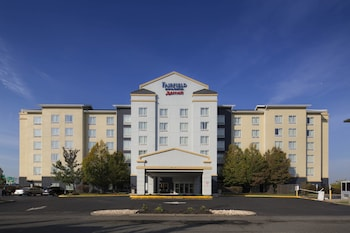 Hotel - Fairfield Inn & Suites Newark Liberty International Airport