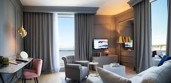 Villa Odak Suite Sea View, French Balcony
