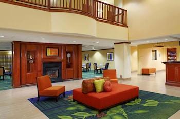 鳳凰城中城/萬豪費爾菲爾德酒店 Fairfield Inn & Suites by Marriott Phoenix Midtown