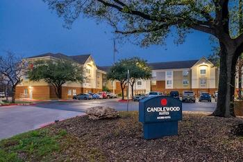 奧斯丁圓石蠟木套房飯店 Candlewood Suites Austin-Round Rock