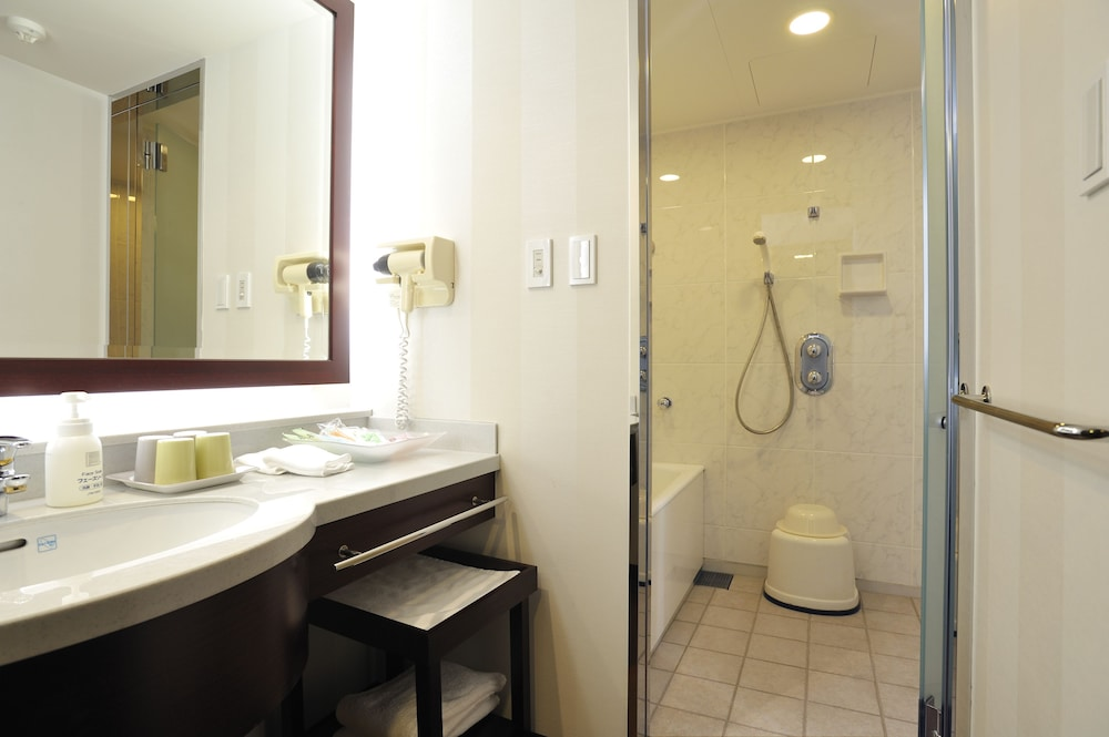 호텔 케이한 유니버설 타워(Hotel Keihan Universal Tower) Hotel Image 33 - Bathroom