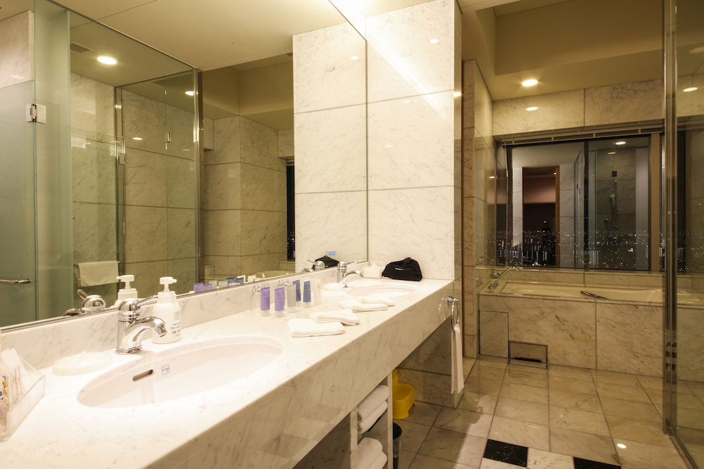 호텔 케이한 유니버설 타워(Hotel Keihan Universal Tower) Hotel Image 37 - Bathroom