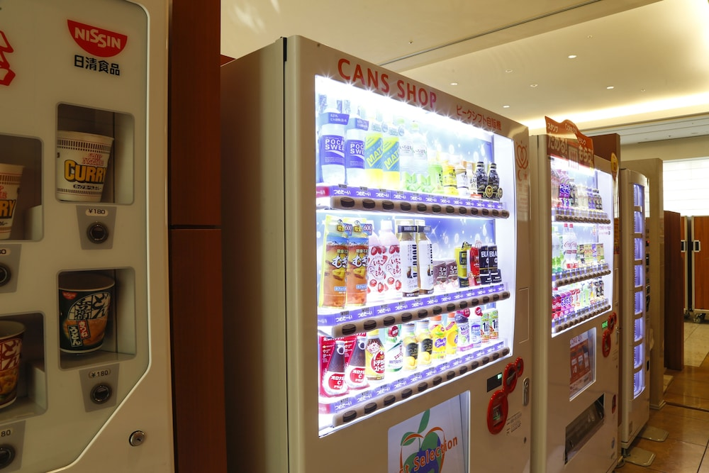 호텔 케이한 유니버설 타워(Hotel Keihan Universal Tower) Hotel Image 48 - Vending Machine