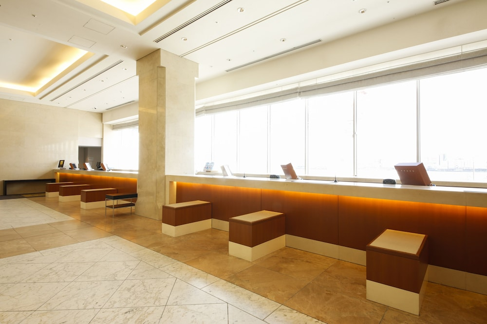 호텔 케이한 유니버설 타워(Hotel Keihan Universal Tower) Hotel Image 5 - Reception