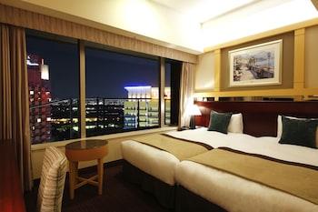 カジュアルツインルーム (禁煙) 2名|ホテル京阪 ユニバーサル・タワー