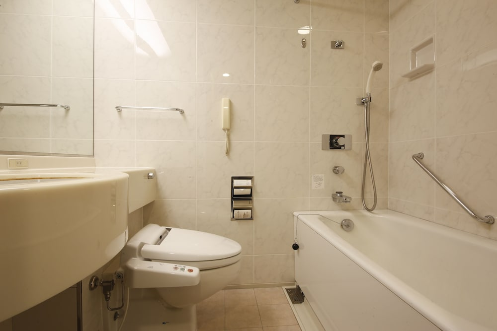 호텔 케이한 유니버설 타워(Hotel Keihan Universal Tower) Hotel Image 35 - Bathroom