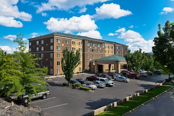 Hotel - Oxford Suites Downtown Spokane