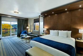 斯波坎市中心牛津套房飯店 Oxford Suites Downtown Spokane