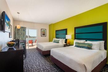 Signature Room, 2 Queen Beds, Ocean View