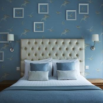 Standard King Bedded Room