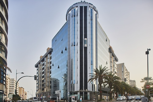. Hotel Silken Atlántida Santa Cruz