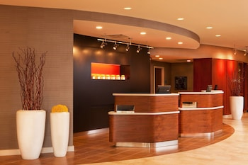 Reception at Courtyard by Marriott Alexandria Pentagon South in Alexandria