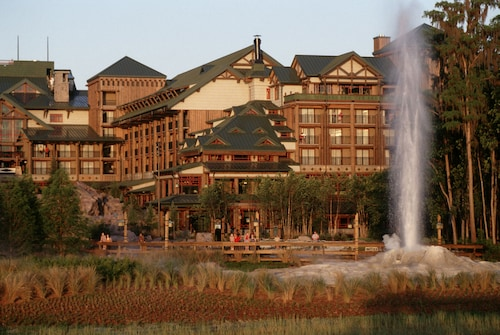 Disney's Wilderness Lodge image 34