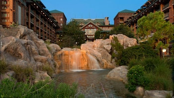 Hotel - Disney's Wilderness Lodge