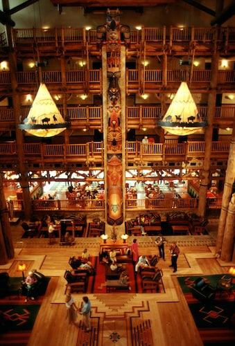 Disney's Wilderness Lodge image 3