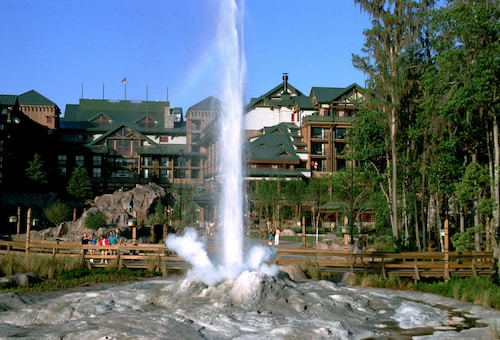 Disney's Wilderness Lodge image 35