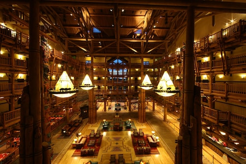 Disney's Wilderness Lodge image 2