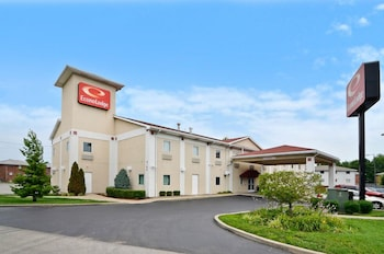 Hotel - Econo Lodge Airport