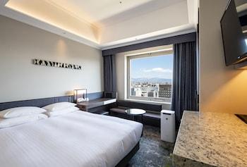 [リニューアルフロア] クイーン 21平米 (禁煙)|ホテル日航熊本