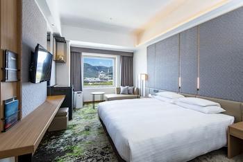 [リニューアルフロア] スタンダーツイン 33平米 (禁煙) ホテル日航熊本