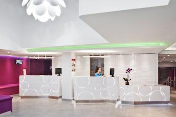 ホテル アイビス スタイル マドリッド プラド