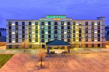 Hotel - Courtyard by Marriott Louisville Airport