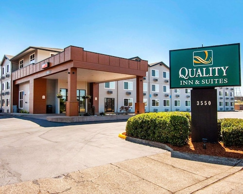 . Quality Inn and Suites Eugene-Springfield