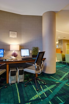 Business Center at SpringHill Suites by Marriott Savannah I-95 in Savannah