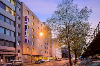 柏林市中心阿爾迪亞諾瓦姆飯店 Novum Hotel Aldea Berlin Centrum