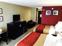 Suite, 2 Queen Beds, Non Smoking (1 Bedroom)