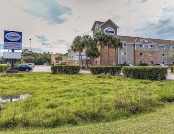 麥爾茲堡珊瑚角郊區長住公寓飯店 Suburban Extended Stay Hotel Fort Myers Cape Coral