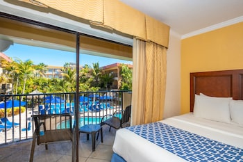 One King Bed Suite with Pool View