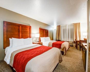 方塔納凱富飯店 Comfort Inn Fontana