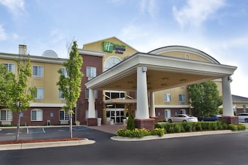 伍德黑文智選假日套房飯店 Holiday Inn Express Hotel & Suites Woodhaven