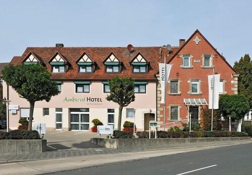 . Ambient Hotel Am Europakanal