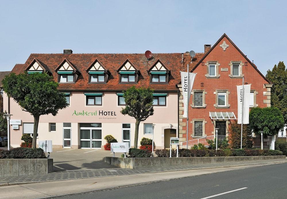 앰비언트 호텔 암 유로파카날(Ambient Hotel Am Europakanal) Hotel Image 0 - Featured Image