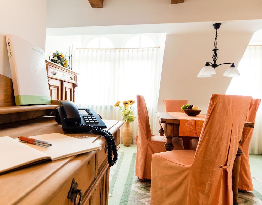 앰비언트 호텔 암 유로파카날(Ambient Hotel Am Europakanal) Hotel Image 27 - Living Room
