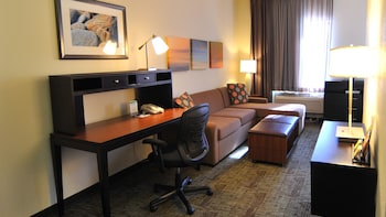 Suite, 1 Bedroom, Accessible, Kitchen (Hearing)