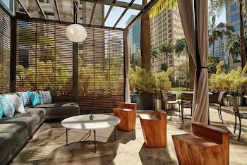 聖保羅莫隆比希爾頓飯店 Hilton Sao Paulo Morumbi