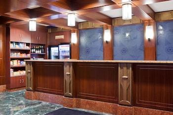 Reception at Philadelphia Center City Residence Inn by Marriott in Philadelphia
