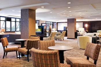 Lobby Sitting Area at Philadelphia Center City Residence Inn by Marriott in Philadelphia