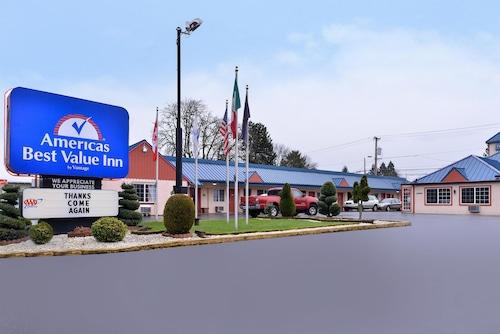 . Americas Best Value Inn Eugene