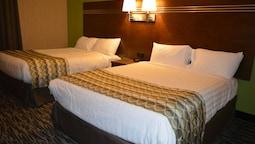 Standard Room, 2 Queen Beds Pet Friendly