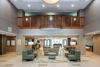 貝斯特韋斯特凱奧迪海岬飯店 Best Western Coyote Point Inn