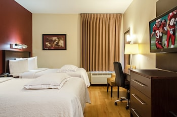 Suite, 1 King Bed with Sofa bed (Smoke Free)