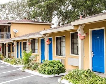 Hotel - Rodeway Inn Monterey