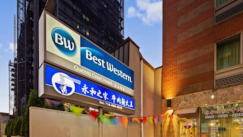 貝斯特韋斯特皇庭飯店 Best Western Queens Court Hotel